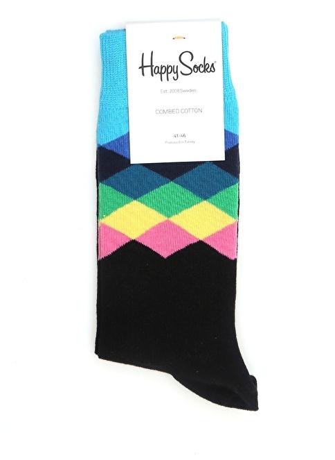 Happy Socks Çorap Krem
